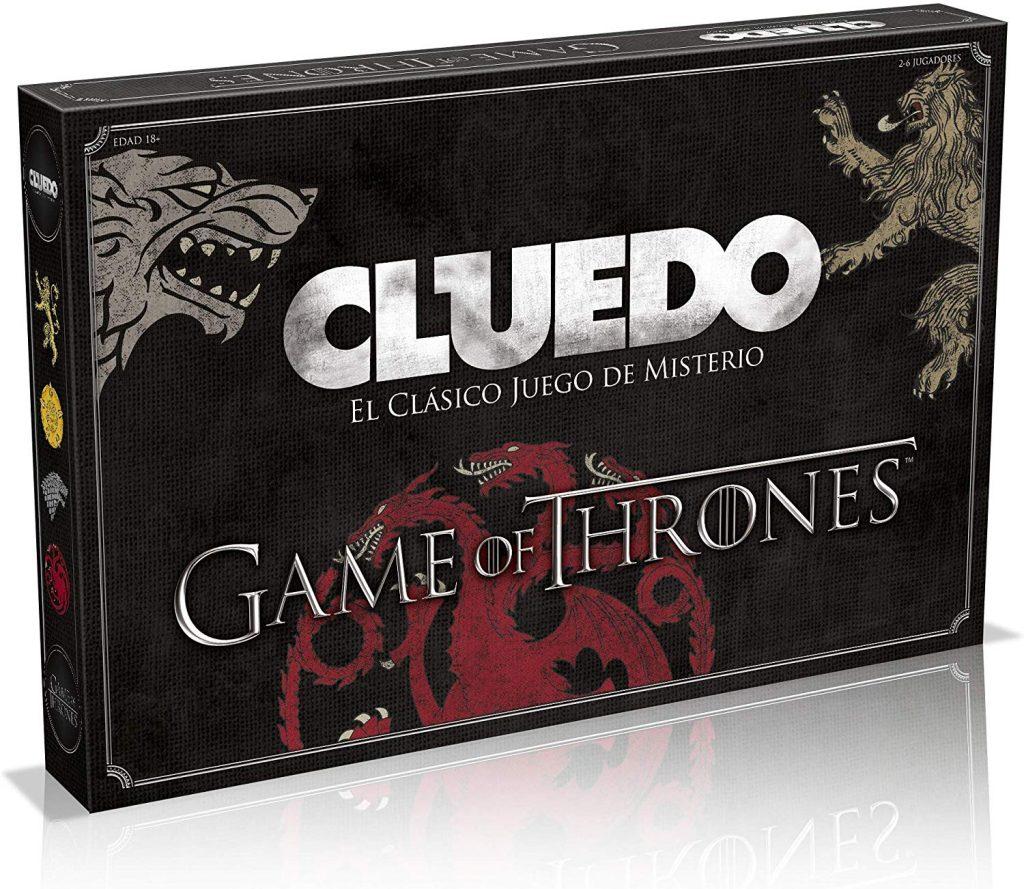 Juegos de Juego de Tronos, Cluedo en Español