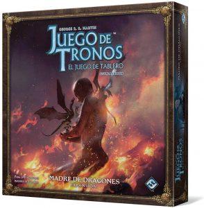 Madre de dragones, extensión del juego de tablero de Juego de Tronos