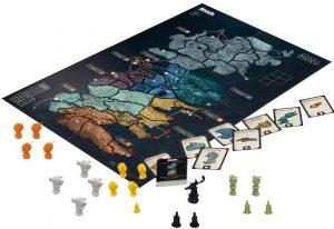 Risk, juego de mesa tablero
