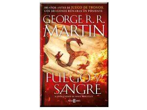 Juego de Tronos LIBROS 300 años antes George R. R. Martin