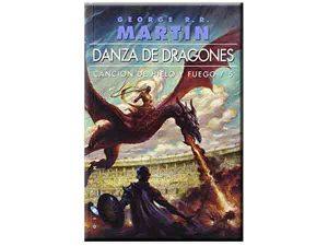 5º libro orden Juego de Tronos. Canción de Hielo y Fuego. Volumen 5 George R. R. Martin