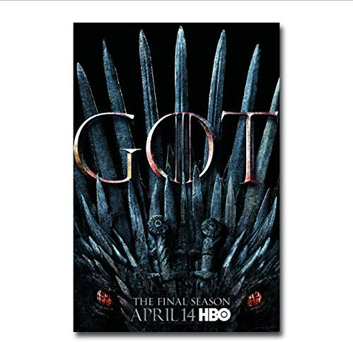 CARTEL DE GOT TEMPORADA 8