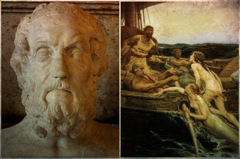 Ulises. Personajes de la literatura