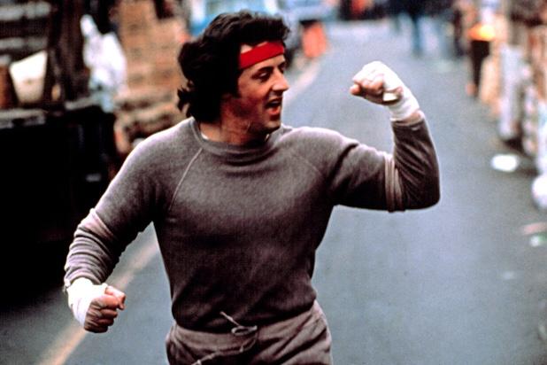 Personajes mi vida. Tienda y guía. Rocky Balboa