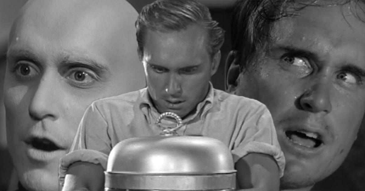 Alfred Hitchcock Presenta. tienda y guia de personajes de series de television famosas, robert duvall