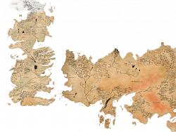 Todos los mapas de Juego de tronos en Amazon
