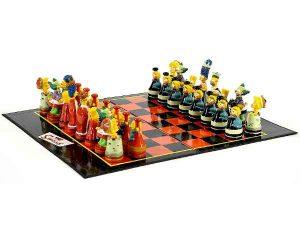 comprar juegos de los simpsons ajedrez