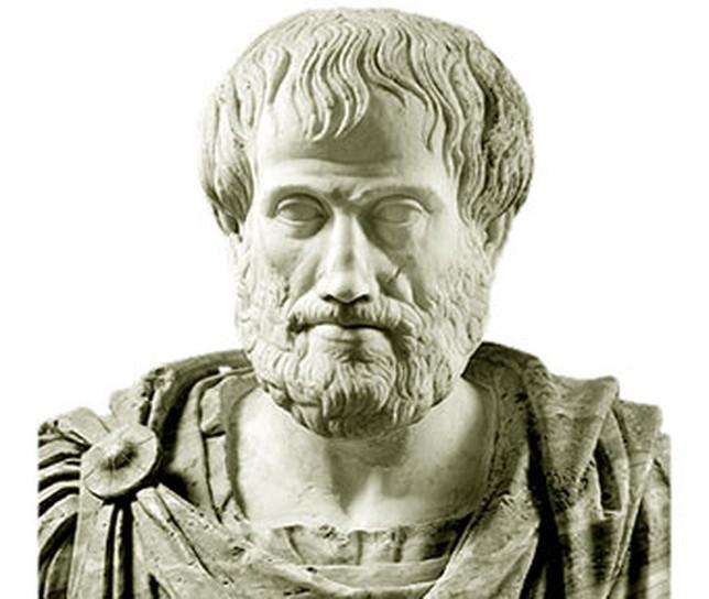Famosos de la historia. Aristóteles