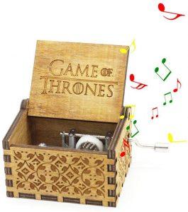 tienda de cajas de musica de juego de tronos en amazon