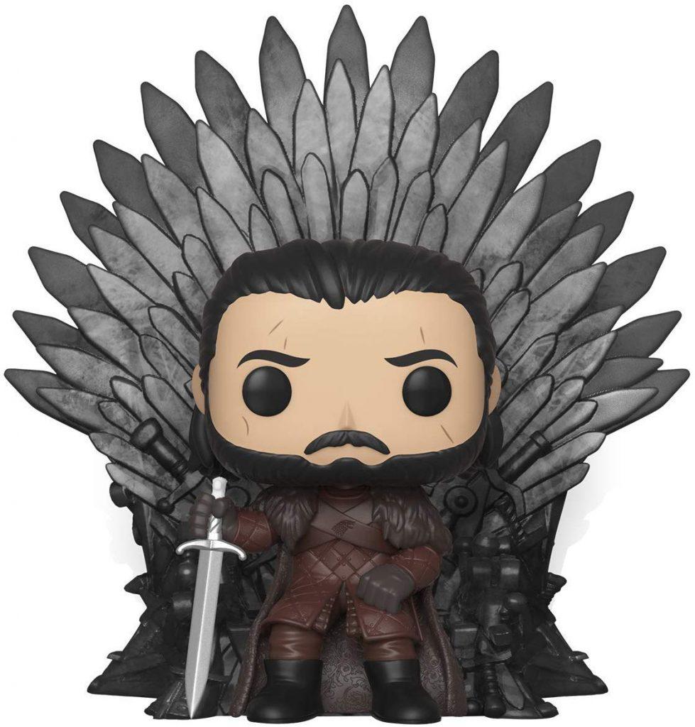 funko jon nieve en trono de hierro