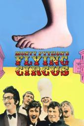 monty pythno´s flying circus ilustración pie y reparto