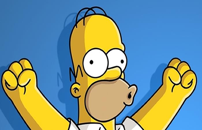 homer simpson. personajes de series de tv