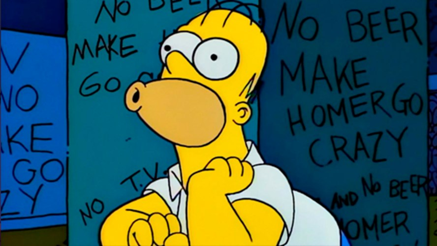 Los Simpsons fotos de Homer