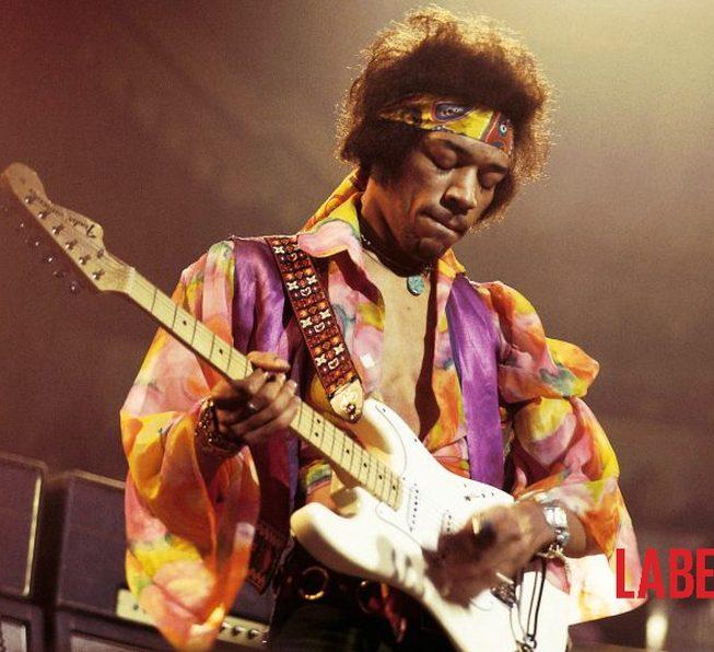 Jimmy Hendrix, revolucionario de la música