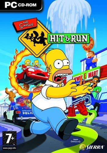 comprar juego para pc los simpsons hit and run