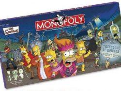 comprar monopoly de los simpsons