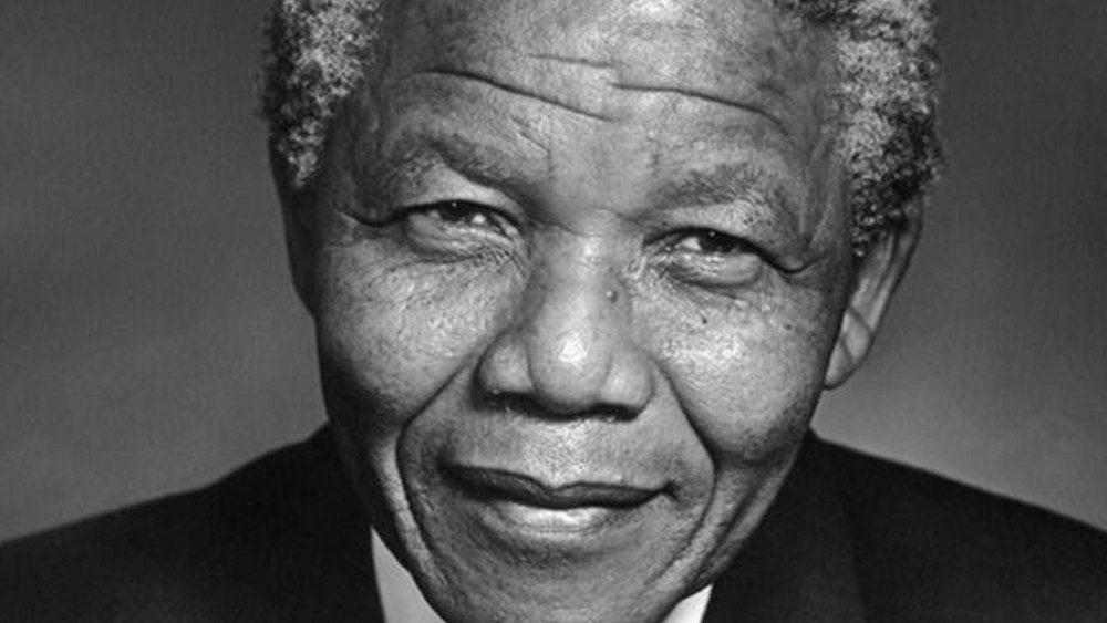 Protagonistas de la historia. Nelson Mandela