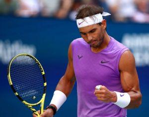 Rafa Nadal, Personajes influyentes en la historia del deporte