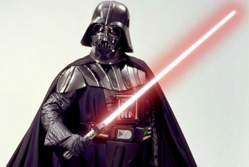 Personajes de películas. Darth Vader
