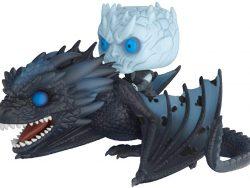 rey de la noche en dragon