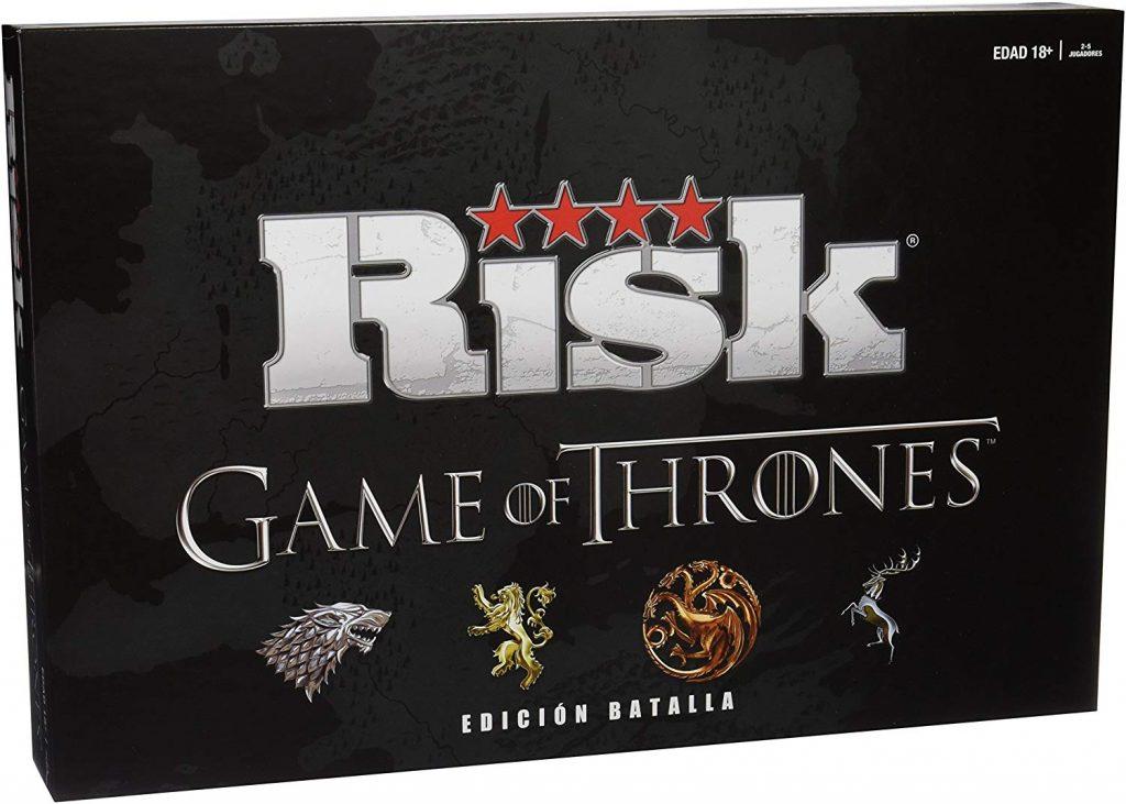 comprar risk de juego de tronos en castellano