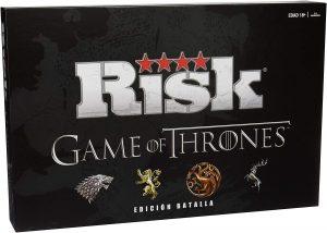 Juegos de mesa de Juego de Tronos, Risk en español