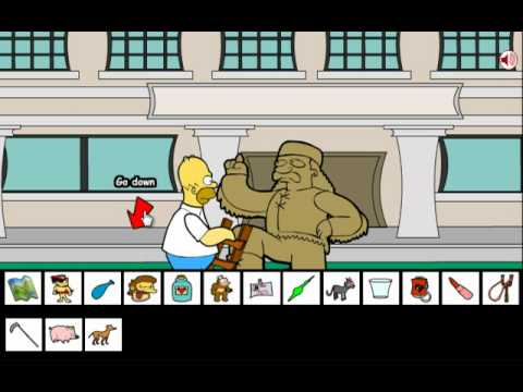 juego lso simpsons saw games