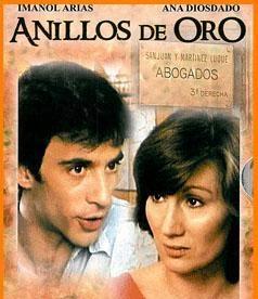 guia de personajes de series españolas. anillos de oro