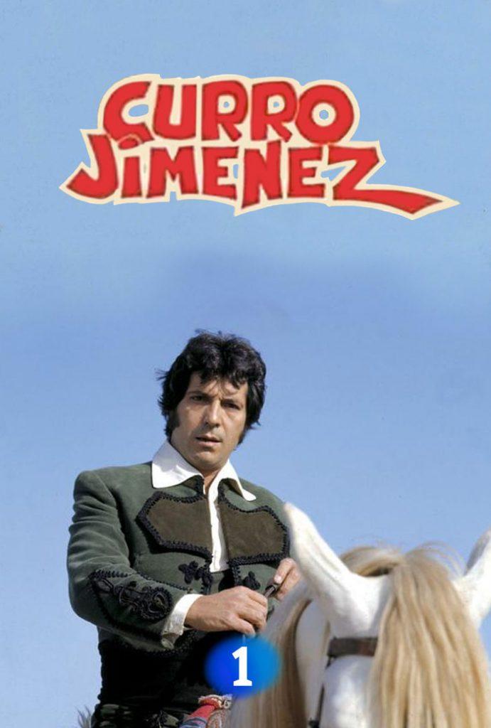 Guia de personajes de seriews de tv españolas. curro jimenez