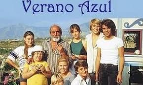 Tienda y guía de personajes. series españolas, verano azul