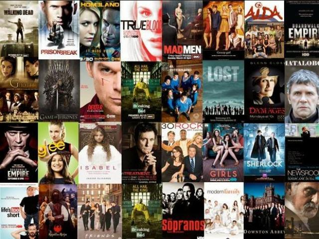 tienda de los personajes de series de tv