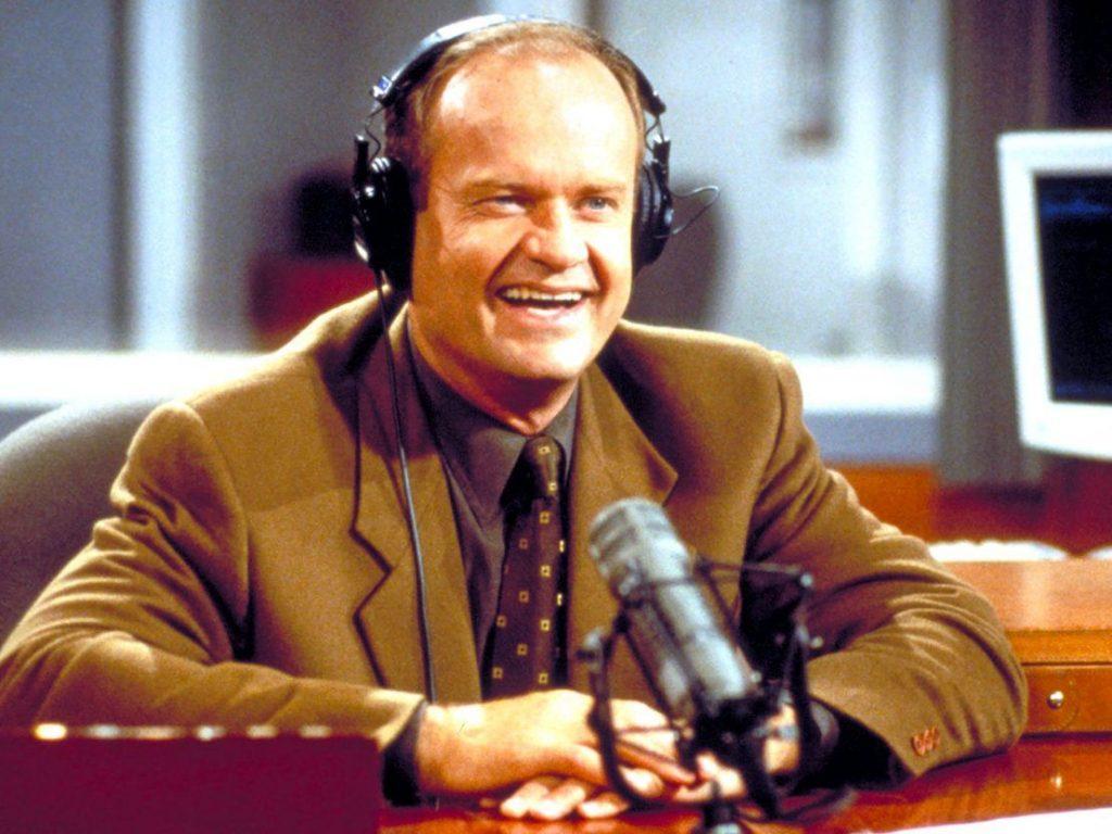 La radio KCAL de Frasier