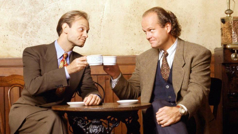 Frasier y Niles Crane, hermanos personajes