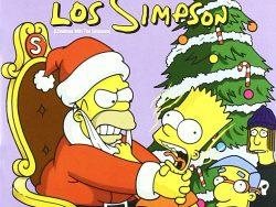 comprar los simpsons especial navidad