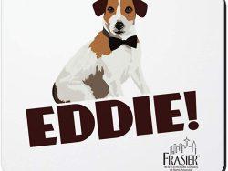 Comprar alfombrilla de ratón de Eddie de Frasier