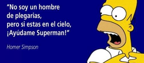 frases imprescindibles de Homer Simpson