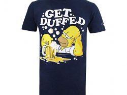 Comprar camiseta de Homer SImpson