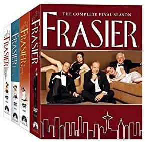 Comprar o ver on line serie completa de Frasier