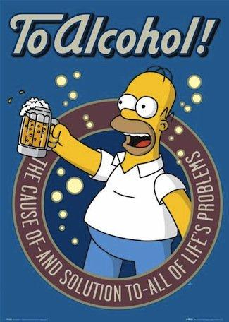 las frases más divertidas de Homer Simpson