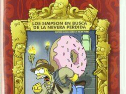comprar los Simpsons en busca de la nevera perdida