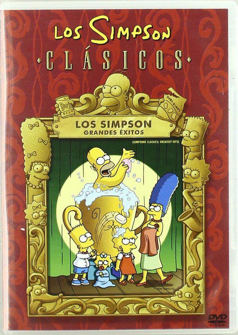 comprar los simpsons clásicos, grandes éxitos