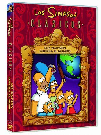 comprar los simpsons contraatacan español, clasicos