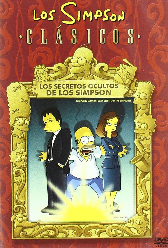 comprar recopilación de clásicos de los Simpsons, secretos ocultos