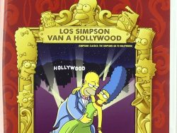 comprar los simpsons van a hollywwod