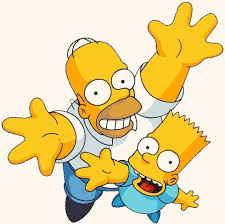 ¿Por qué los Simpsons tienen 4 dedos?