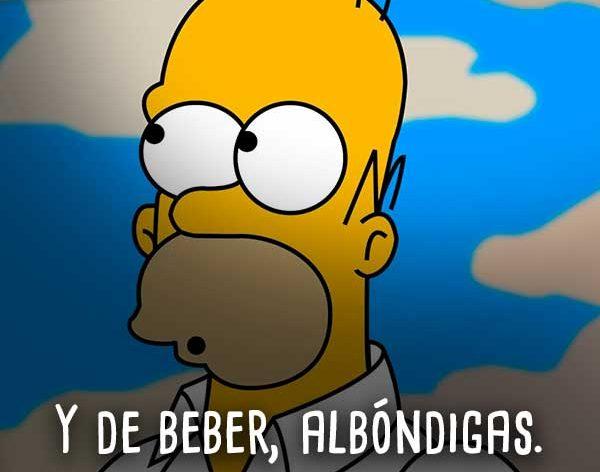 Frases populares de Homer Simpson