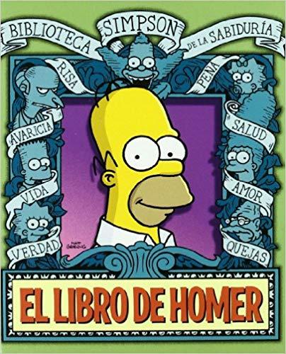 Comprar el libro de Homer