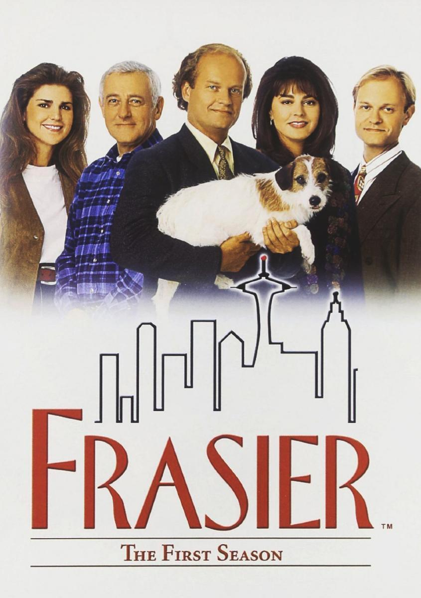 Ficha informativa de la serie Frasier