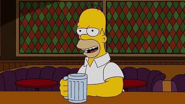 fotos cotidianas de Homer