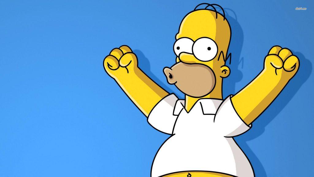 Homer Simpson fotos, woo hoo!